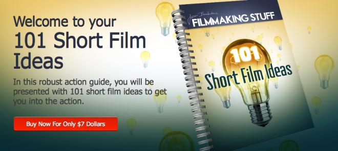 101 Short Film Ideas